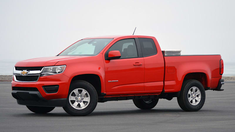 chevrolet updates colorado with new v6 and 8 speed. Black Bedroom Furniture Sets. Home Design Ideas