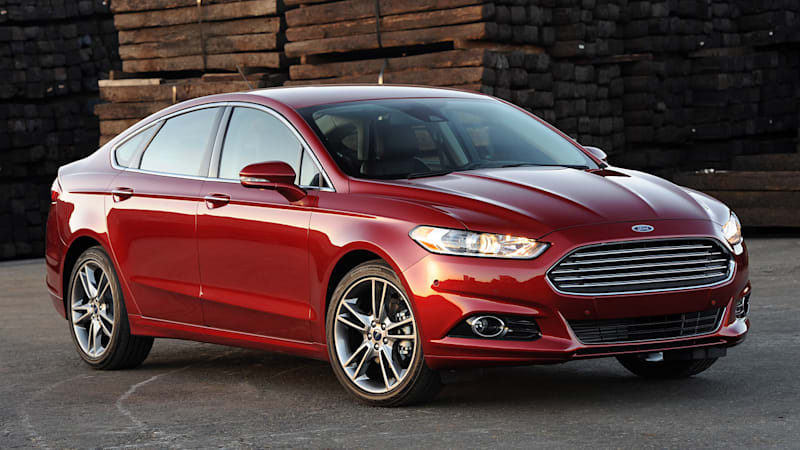 Ford recalling 390,000 cars over door latch woes - Autoblog
