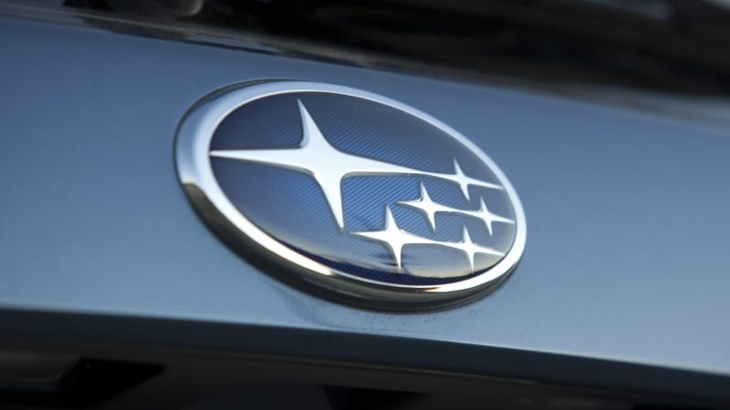 Subaru profit climbs 48% on strong crossover sales in first