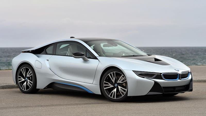 Bmw I8 Jaw Dropping Style And Green Performance But Why Autoblog