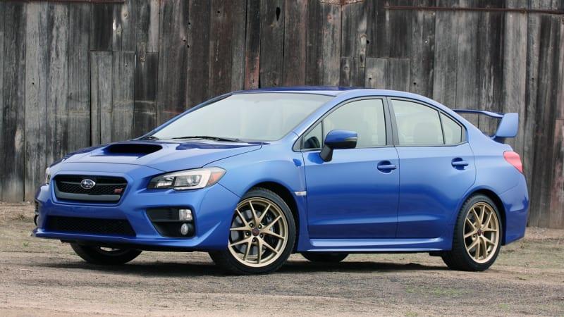 Upcoming Subaru Wrx Sti Rumored To Get