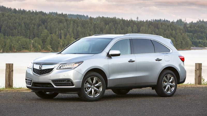 Acura Recalls K MDX Models For AC System Bolt Autoblog - Acura client relations