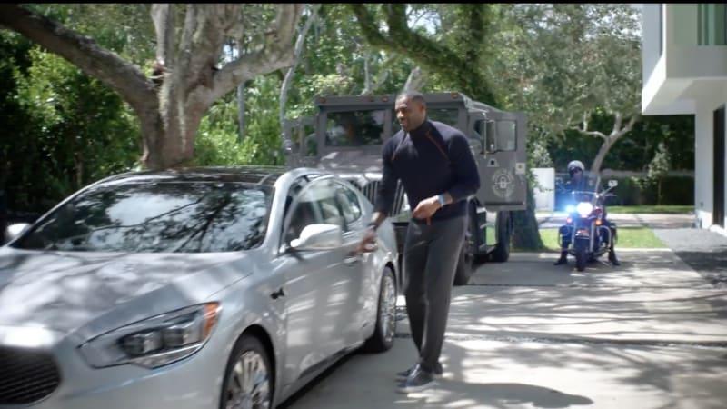 329bbc461b1e LeBron James ad claims  10M fan bet proving he drives K900 - Autoblog