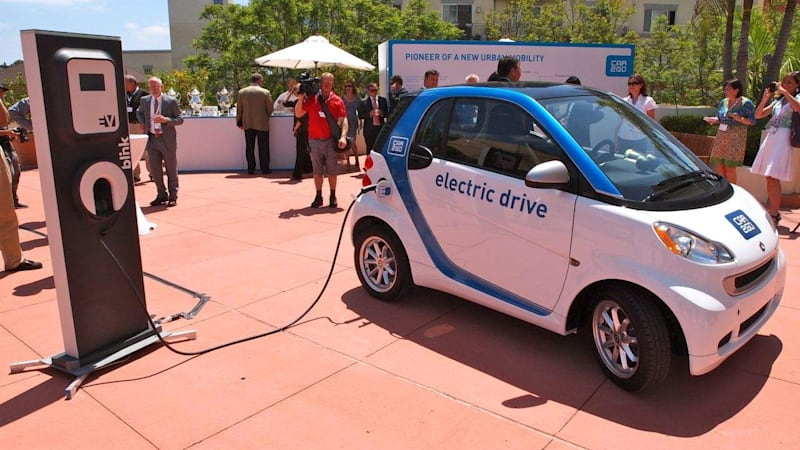 Car2go Kills All Ev Fleet In San Go Replaces It With Gas Cars Autoblog