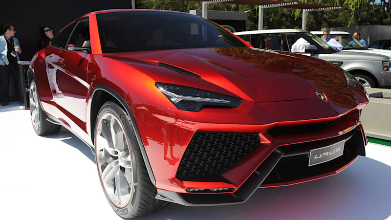 Italy To Offer Lamborghini 100 Million Euros To Build Urus Autoblog