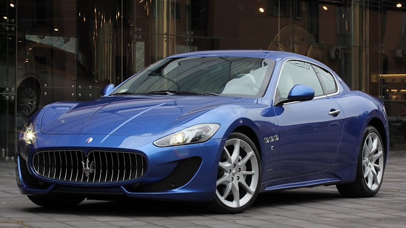 Maserati Recalls 135 Granturismos Over Door Latches Autoblog