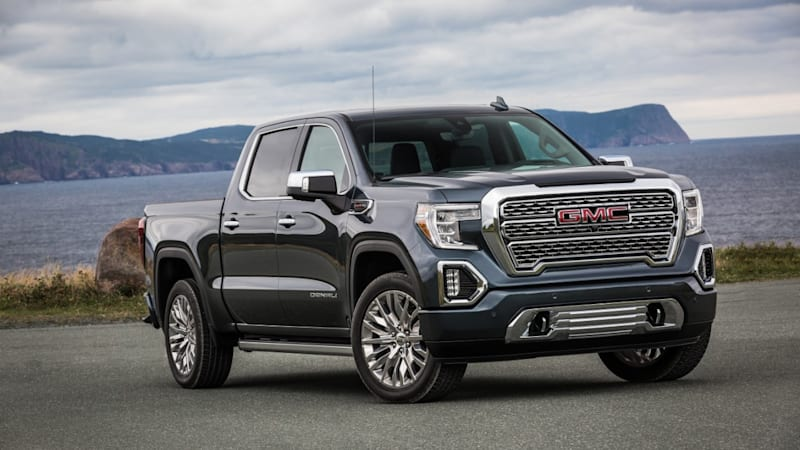 2019 Gmc Sierra Denali Now Available Starts At 56 195 Autoblog