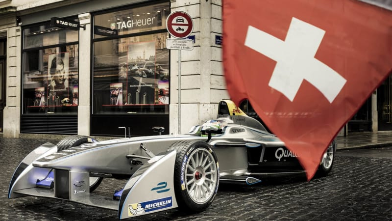 Formula E To Bring Racing Back Switzerland After 60 Year Ban W Video