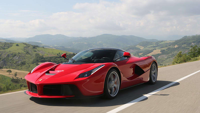 Lewis hamilton tows his ferraris to keep the mileage down autoblog no matter how you feel about lewis hamilton off the track its impossible not to respect his talent behind the wheel currently hamilton is the second solutioingenieria Images