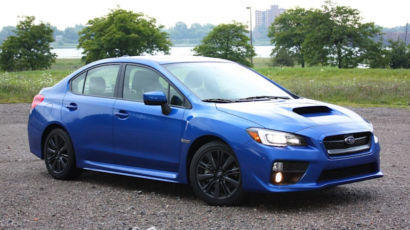 Don T Expect An All New Subaru Wrx Until 2020