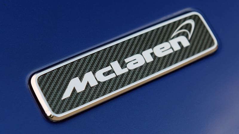 Lease a McLaren for the low, low price of    | Autoblog