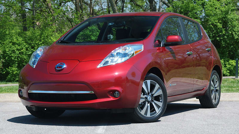 Nissan Leaf  Sentra Recalled For Passenger Airbags