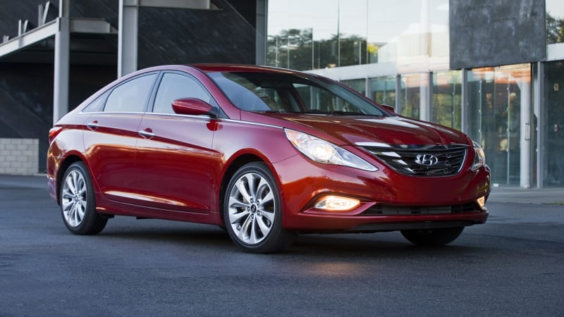 2011 Hyundai Sonata being recalled for power steering