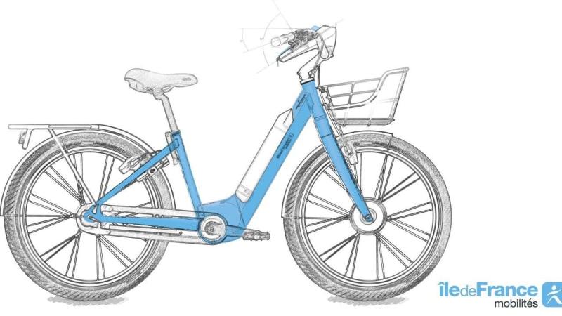 photo image Paris launches world's biggest e-bike fleet to curb pollution