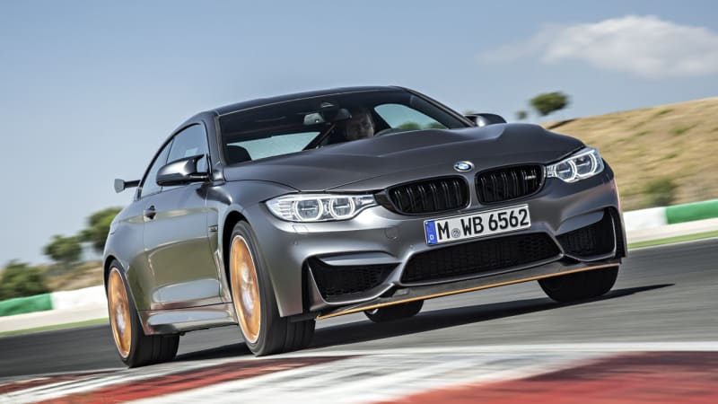 Watch The Bmw M4 Gts Lap The Nurburgring In Under 728 Autoblog