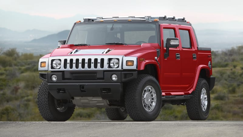 GM is considering an electric Hummer in a return to the ...