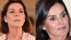 La inesperada copia de Carolina de Mónaco a la reina