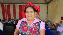 Los Guerreros de la Mexicocina: Roberta Felipe, la cocinera que sí atendería a