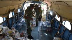 FOTOS: La vital ayuda de Sedena y Semar durante la temporada de