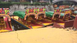 Embarcadero de Xochimilco pide ayuda: aquí no han