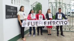 Así va la primera denuncia contra el ejército mexicano frente a la