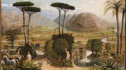 BLOGUE À la recherche du jardin d'Éden: un jardin d'Éden allégorique, la relation