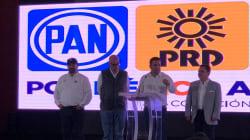 PAN, PRD, MC se declaran ganadores en 5 de 8