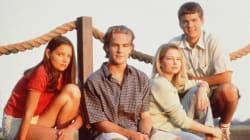 Le foto della reunion di Dawson's Creek (20 anni dopo) vi faranno