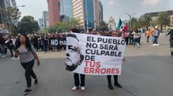 #MarchaFifí Así fue la protesta contra la cancelación del
