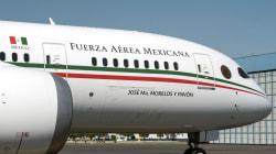 El avión presidencial en EU, sigue sin ser vendido o