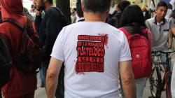 #FOTOS '¡2 de octubre no se olvida!', una playera que