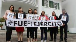 Así fuela primera audiencia sobre desaparición forzada en México que llega a la CIDH
