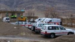 Reprise des opérations pour retrouver l'avion disparu en Iran, une centaine de pics à