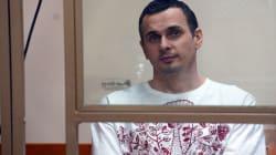 El cineasta ucraniano Oleg Sentsov, premio Sájarov 2018 de la
