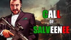 Salvini col mitra? Ecco da dove spunta il poster che inguaia il carabiniere di