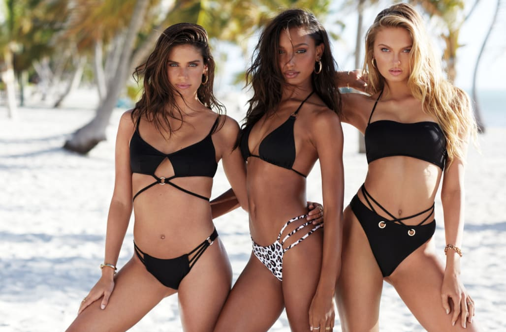 51a887bed8 Victoria's Secret is bringing back their swimwear sooner than you think