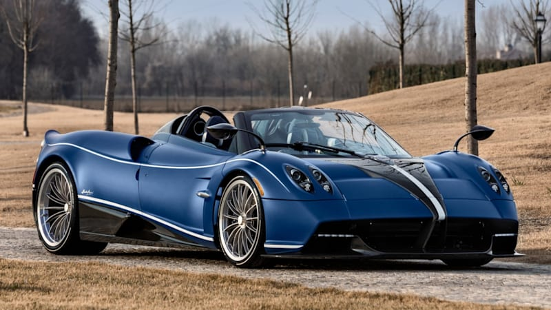 Yes The Same Pagani That Makes Huayra Plans To Produce An Electric Hypercar For 2024 According A Report From Top Gear