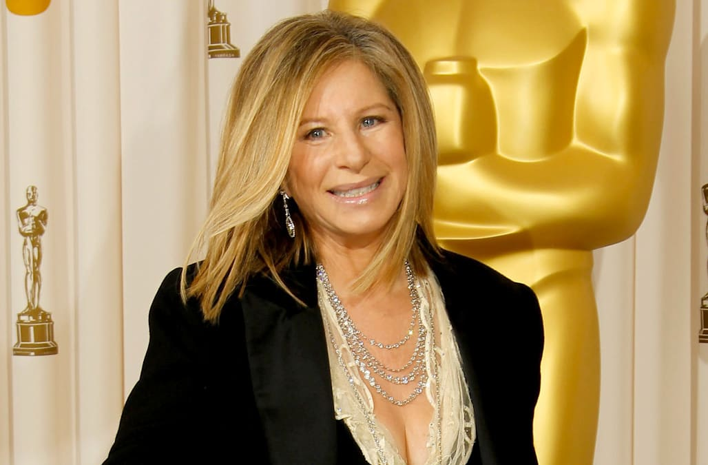 Barbra Streisand, Serena Williams and more join star-studded