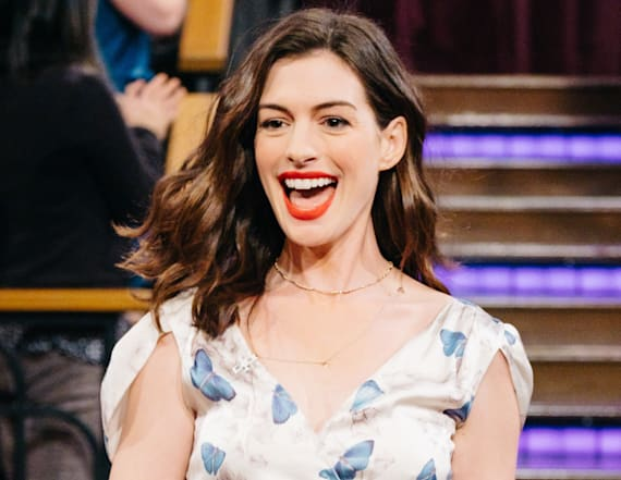 Anne Hathaway may star in 'Barbie' movie
