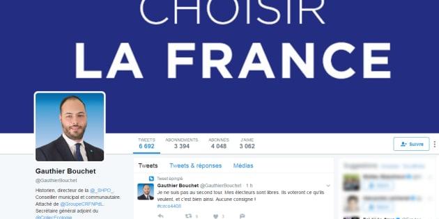 Un candidat FN appelle à voter France insoumise (avant de se raviser)