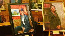 For The First Time, An Indian Woman Scholar's Portrait Hangs At Rhodes House In