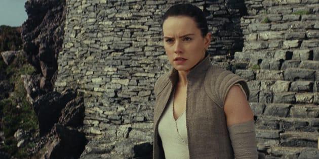 Quelqu'un a effacé toutes les femmes du dernier Star Wars et c'est risible