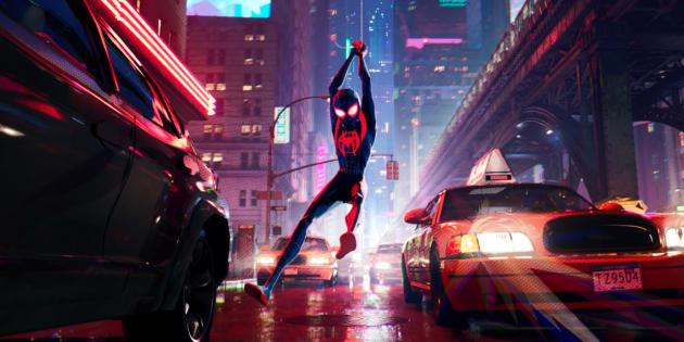 Giroud et Kimpembe dans le prochain Spider-Man — Bleus