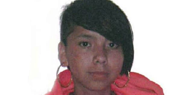 Tina Fontaine is seen in this undated handout photo.