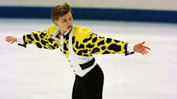 The Epic Evolution Of Men's Figure Skating Costumes Through The