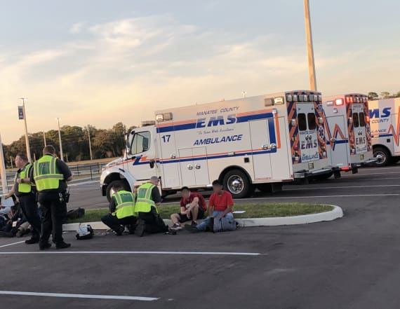 School bus prank leads to bus emergency 15 students