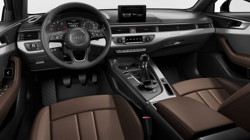 2019 Audi A4 And A5 Are Now Automatic Only