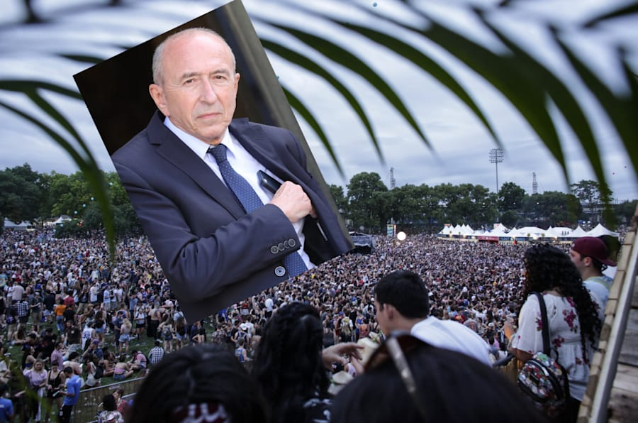 La circulaire de Gérard Collomb qui menace les festivals français. distinguo