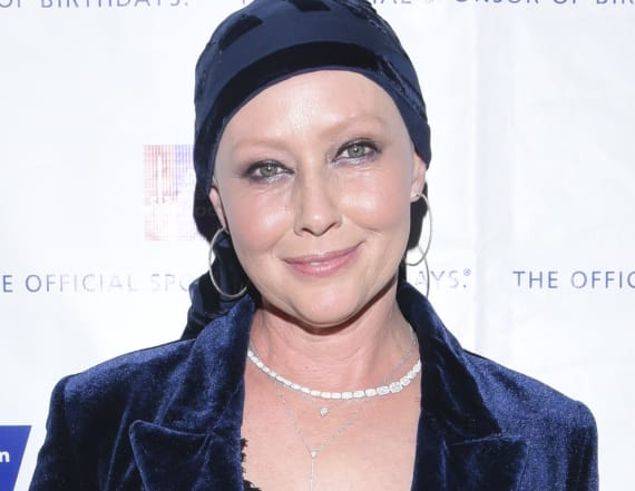 Shannen Doherty shares update on breast cancer