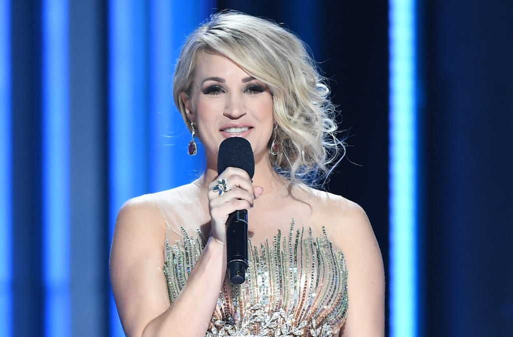 Carrie Underwood Claps Back At Joke About Her Sunday Night Football